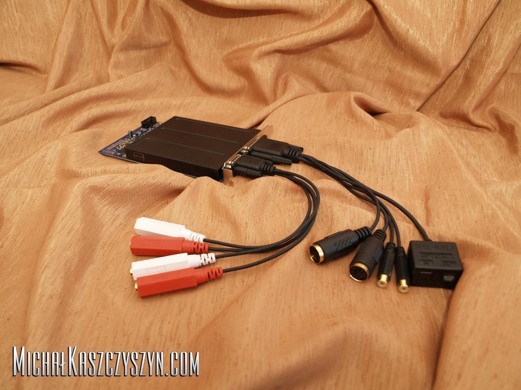 E-MU Systems - Emulator X3 PCIe & USB Audio/MIDI Interfaces Keyboards