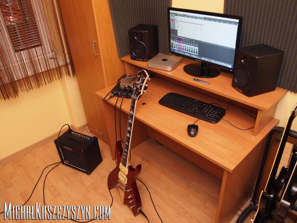 MichałKaszczyszyn com » Latency and recording guitars