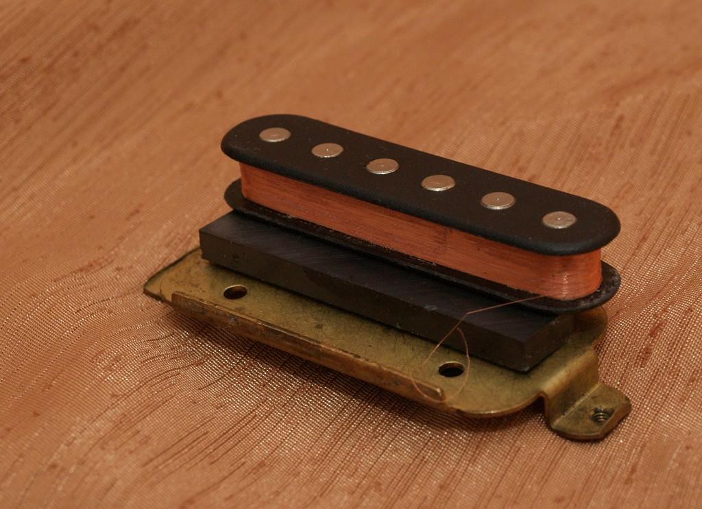 MichałKaszczyszyn com » Guitar Pickups